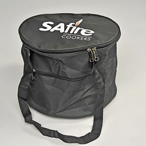 SAfire bæreveske. SAfire cooker carrier bag.