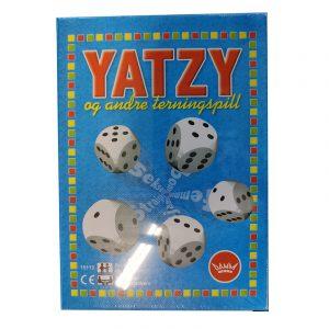Yatzy og andre terningspill