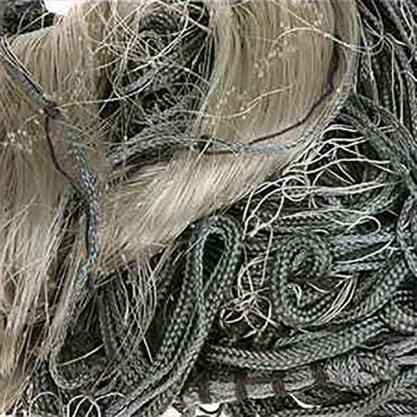 Fjordgarn, garn med masketetthet 61 mm. Enkelt garn som fisker på bunnen. Egnet for mange fiskearter.