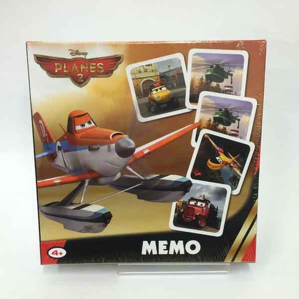 Memo spill Planes 2. Et Lotto spill fra den populære Disney filmen om Fly.