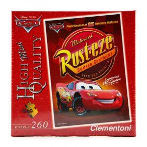 Puslespill Biler / Cars, 260 biter