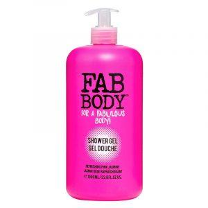 Fab Body Dusjsåpe Shea Butter. Pink Jasmine.
