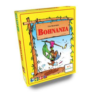 Bohnanza kortspill, Norsk utgave