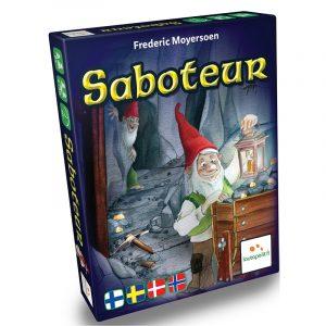 Saboteur Kortspill