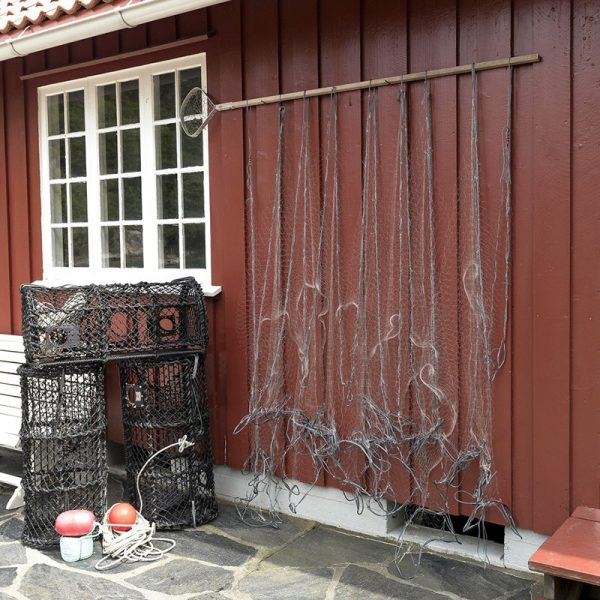 Ørretgarn, garn med masketetthet 31mm. Egnet til Ørret, røye, abbor, sik m.m.
