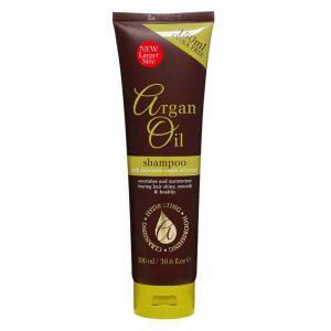 Shampoo Maroccan Argan Oil. Sjampo beskytter og gir rent, sunt og friskt hår