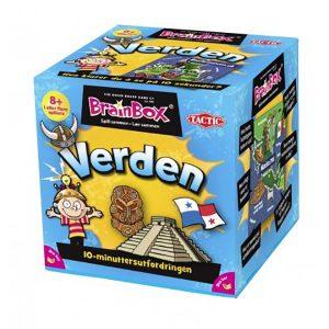 BrainBox Verden Spill sammen - lær sammen