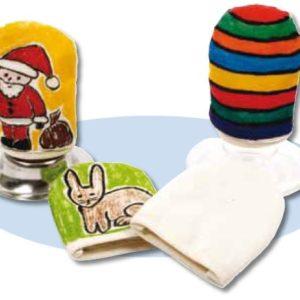 Eggvarmer til å dekorere selv, hobby