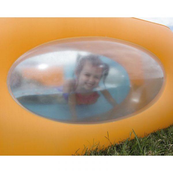 Basseng med vindu fra Bestway. 565 liter. Sommermoro for barn.