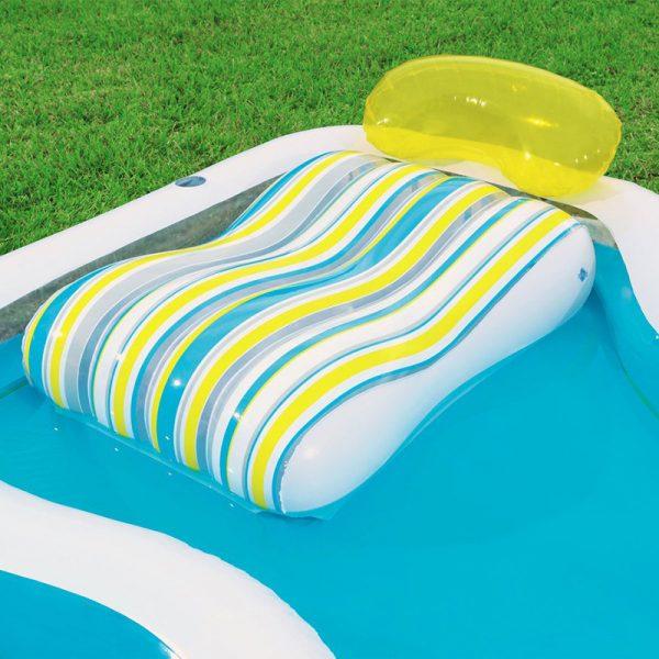 Basseng fra Bestway. 340 liter. Sommermoro for barn. Badebasseng, plaskebasseng.