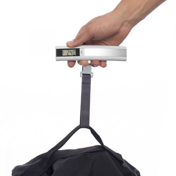 Digital bagasjevekt. Vekt til baggasje.
