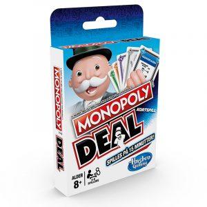 Monopoly DEAL, kortspill.