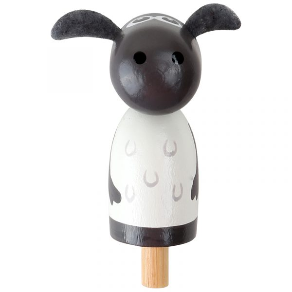 Solitare med sauen Shaun. Shaun the sheep.