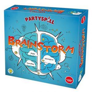 Brainstorm partyspill