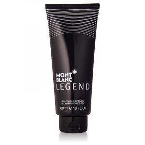 Mont Blanc Legend shower gel. 300 ml. All over showering gel. Hudpleie.