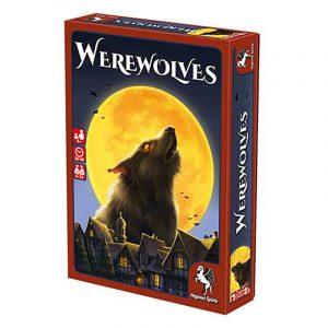 Werewolves Kortspill