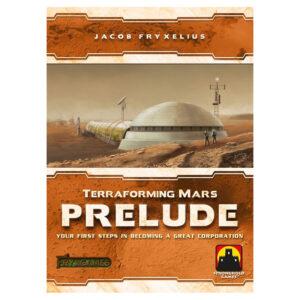 Terraforming Mars Prelude (ENG),  Utvidelse spill.