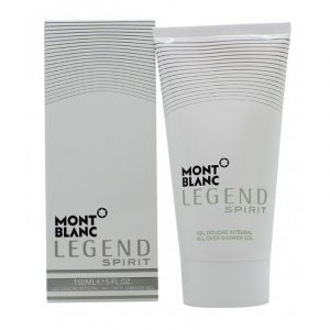 Mont Blanc Legend Spirit shower gel. 150 ml.