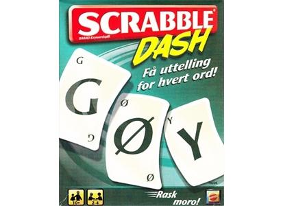 Scrabble DASH, kortspill