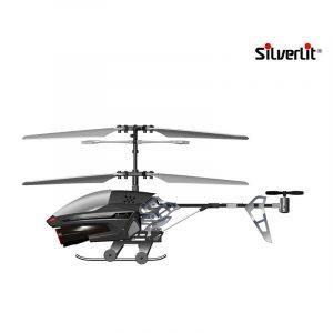 Fjernstyrt helikopter fra Silverlit. Dette radiostyrte helikopter har HD kamera og gyroskop.