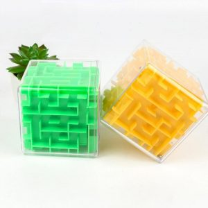 Pusle 3D hjernetrim, assorterte labyrint