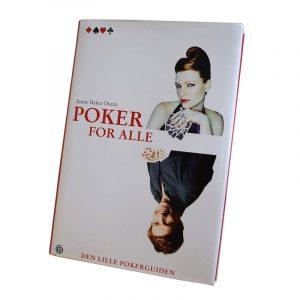 Poker for alle, den lille pokerguiden Bok