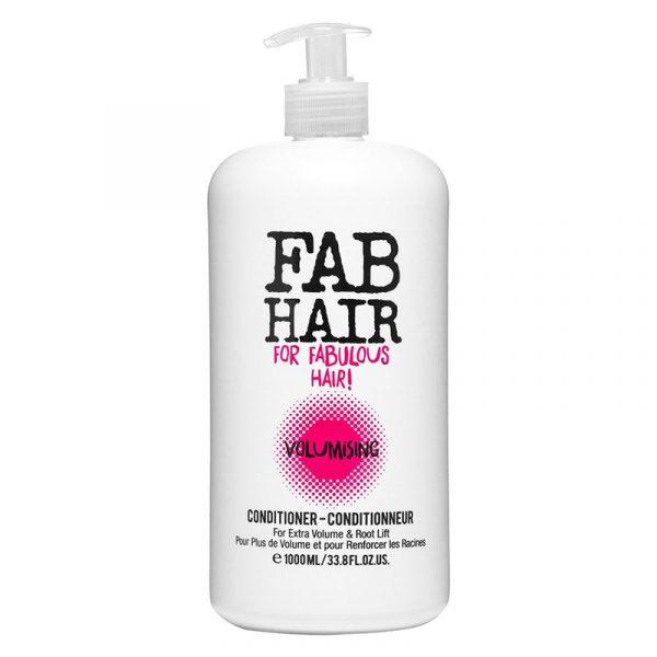 Fab hair Volumising Conditioner. For extra Volume
