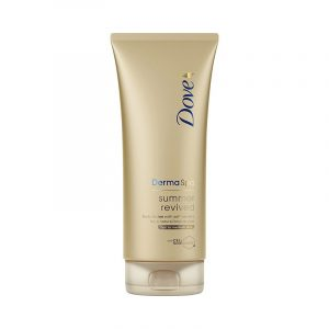 Dove Derma Spa summer revived body lotion. 200 ml. Selvbruning.