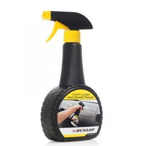Dashboardrens fra Dunlop. Dashboard rens til bil.