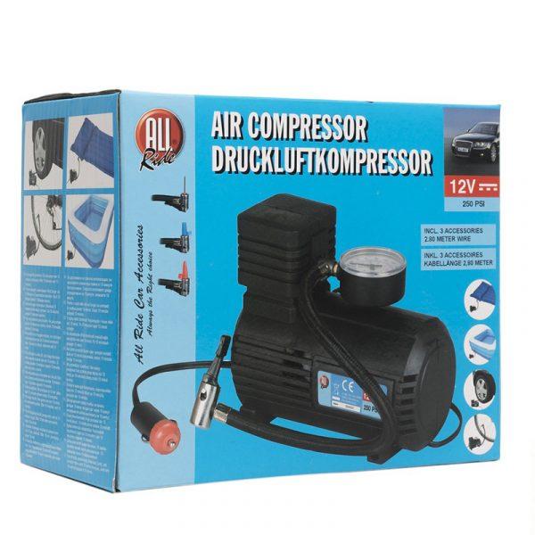 Bærbar luftkompressor
