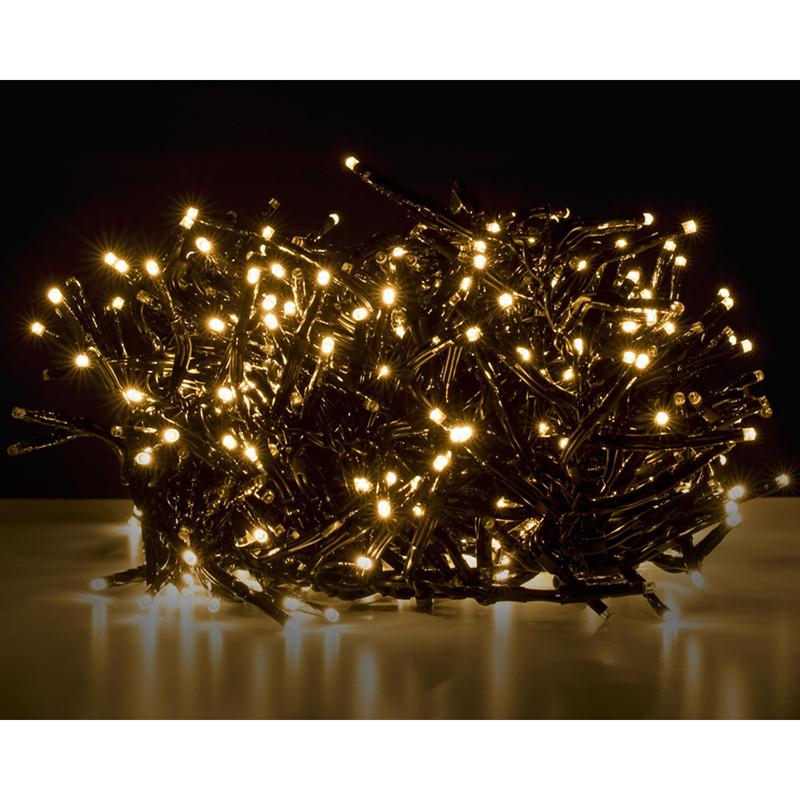 Flott Enorm lysslynge med 576 LED lys   Hobbyfabrikken OO-75