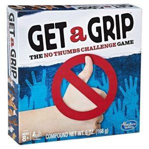 Get a Grip spill