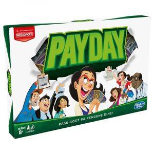 Monopoly Payday. Brettspill, monopol. Hasbro.