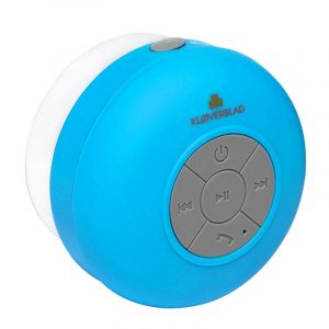 Bluetooth høyttaler for dusj