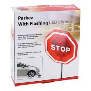 Parkerings sensor med LED signal