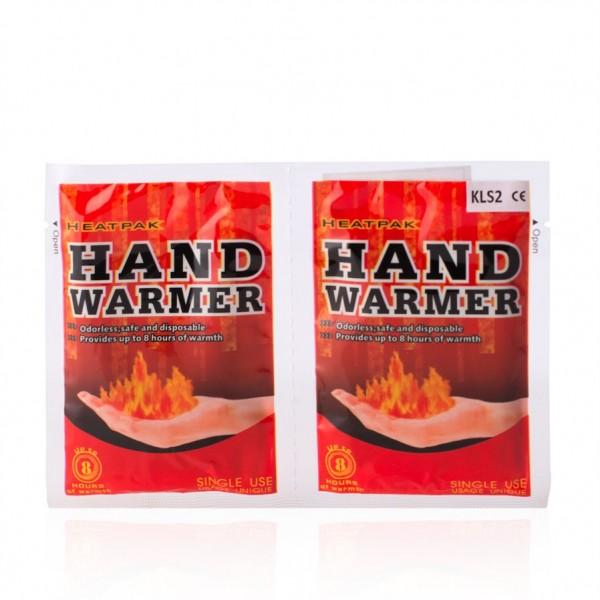 Hand varmer. Dette er et sett med 2 håndvarmere. handvarmere gir god varme på kalde dager.