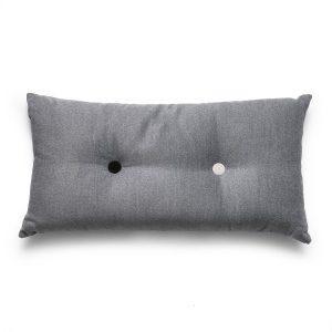 Pute Denne puten er 30 x 60 cm. Farge hvit og grå.