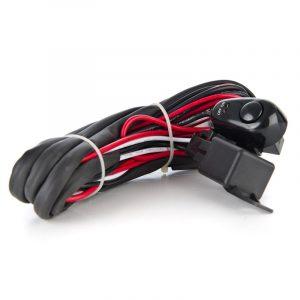 SM3700-Harness. Ledning til HID Xenon ekstralys. Sammenkobler to lys.