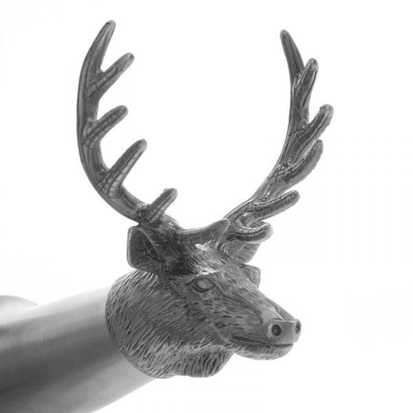 Shotteglass - Stag Head Jigger