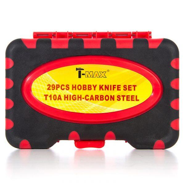 Modellknivsett. Hobby kniver, knivsett, skalpell.