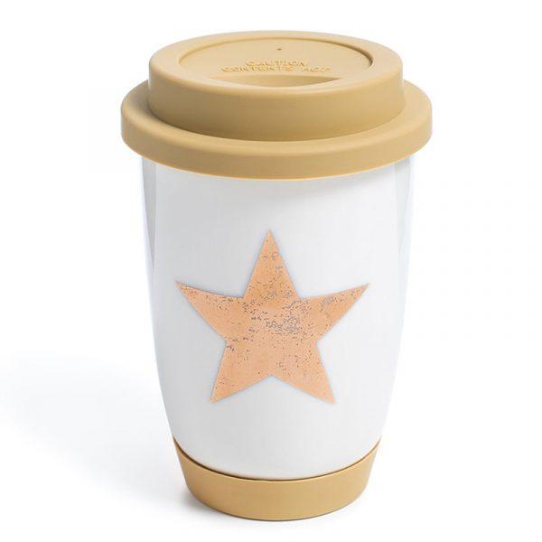 Termokopp. Til varm drikke, kaffe, te, kakao... Termokrus