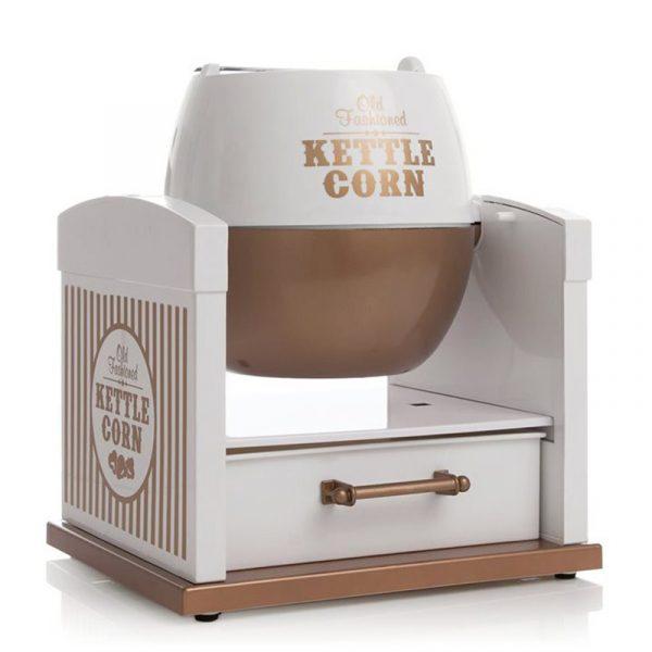 Popcornmaskin - Old Fashion Kettlecorn. Popkorn maskin, lag popcorn hjemme.