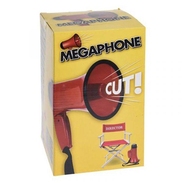 Megafon, ropert.
