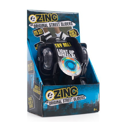 Zinc Street gliders med LED lys3