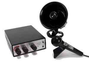 Elektronisk sirene