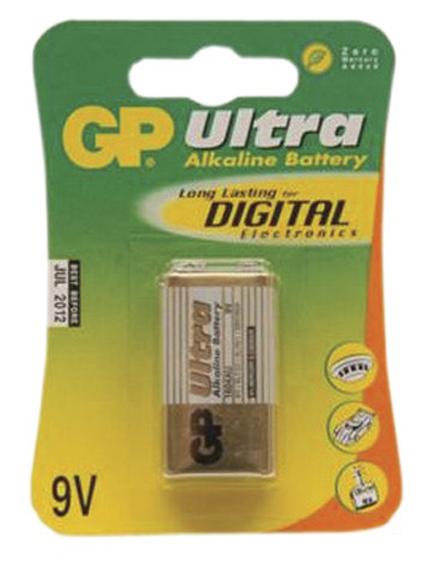 Batteri 6LF22/9V